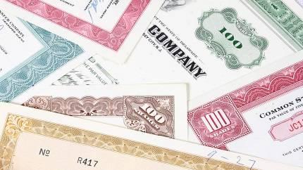 Торговля бинарными опционами на акции